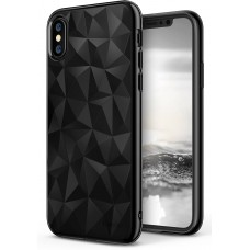 Apple iPhone X 3D Design Case Black