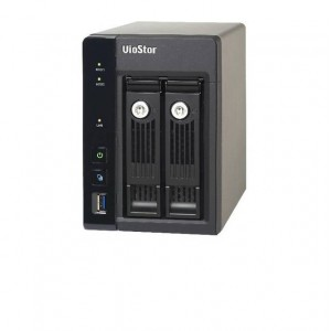 Cloud Monitor QNAP VS-2212-PRO+-US Intel Quad-Core 2.0GHz 2-Bay Tower NVR 12 Cameras for SMB