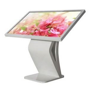 LCD Display Indoor All in one touch kiosk