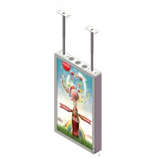 LCD Display The outdoor digital signage