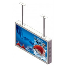 LCD Display Show case semi-outdoor LCD Display vertical mounted