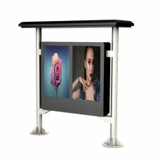 LCD Display Outdoor Standing Double LCD Display