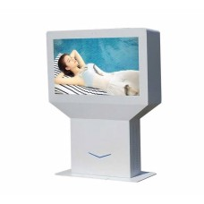 LCD Display Outdoor Standing  Set LCD Display