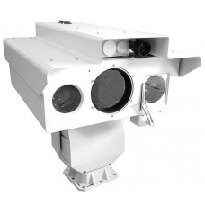 Security long range Distance 10 miles Thermal & Laser Monitoring System