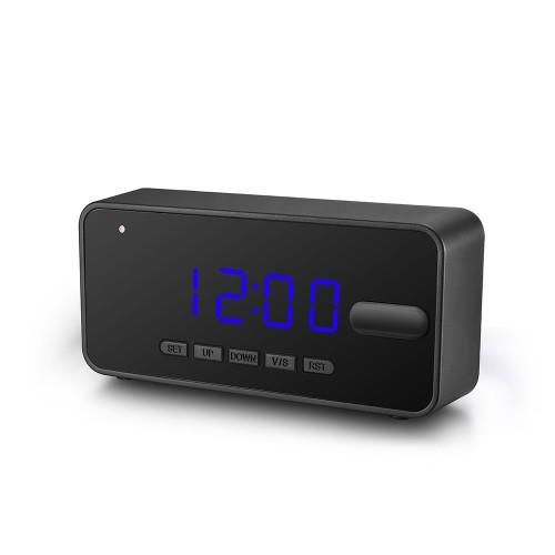 Spy Smart Security Hidden Camera Clock
