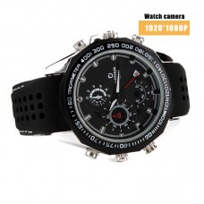 Spy Watch Hidden Camera