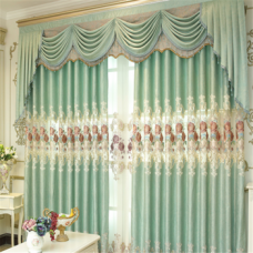 Curtain Royal Luxury Beautiful Valance Curtain