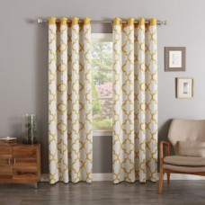 Curtain blackout and ready made turkish curtain fabric beaded electric for livingroom