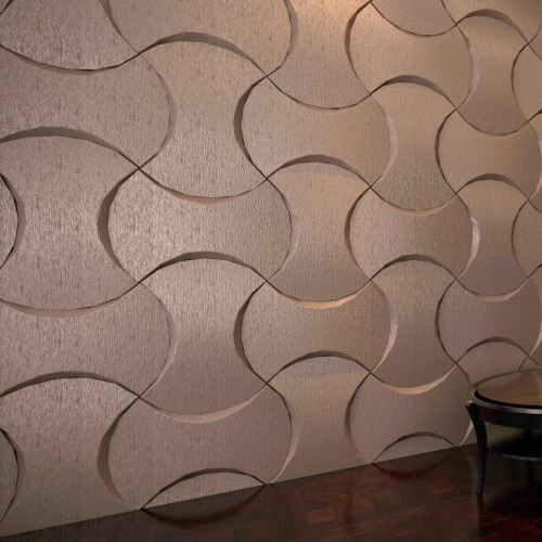 WP2101 4D Wall Panel Coco Chanel