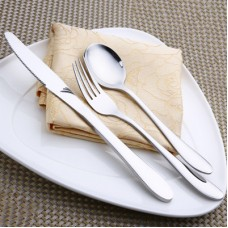 Houseware Stainless Steel  Hotel Western Tableware Cutlery Set
