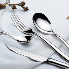 Houseware Stainless Steel  Thick Stainless Steel Cutlery Set