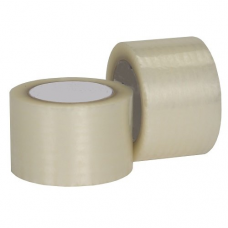 Package Industrial Tape – 2 Mil 3″ x 110 yds, Clear